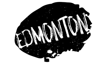 Edmonton rubber stamp