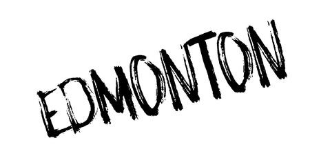 Edmonton rubber stamp.