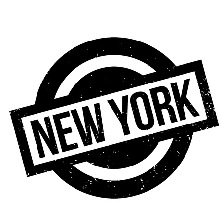 New York rubber stamp.