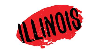 Illinois rubber stamp.