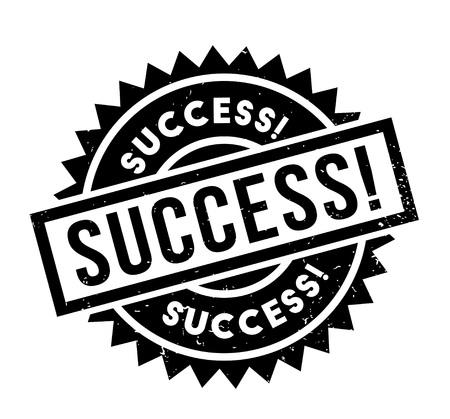 accomplish: Success rubber stamp
