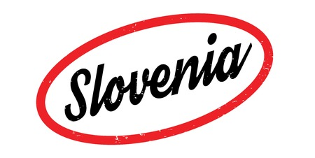 Slovenia rubber stamp