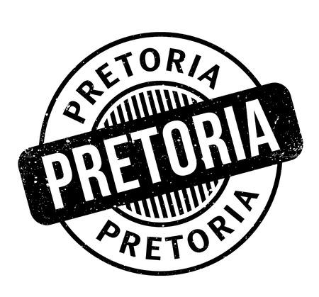 Pretoria rubber stamp