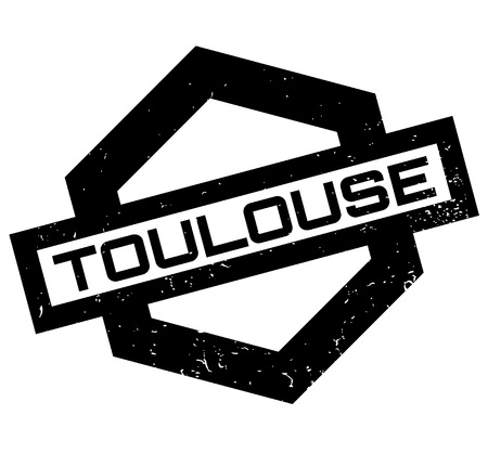 Toulouse rubber stamp