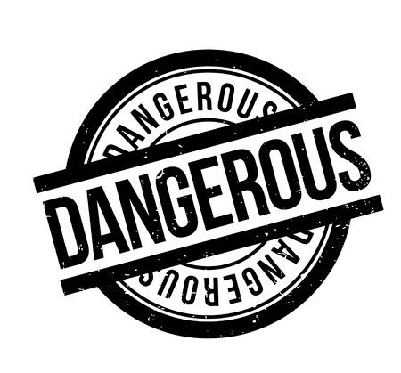 Dangerous rubber stamp Çizim