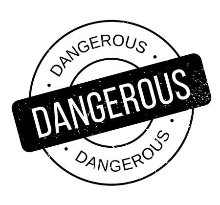 危険なゴム印