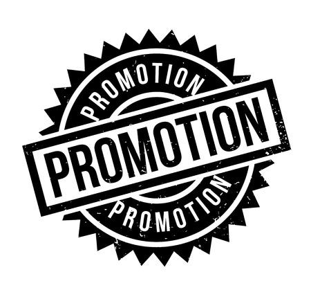 Promotion rubber stamp Illustration