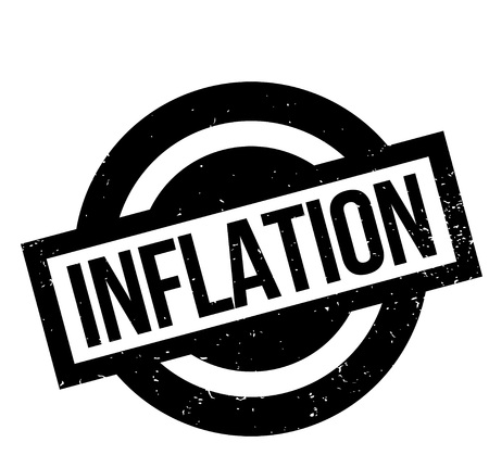 Inflation rubber stamp