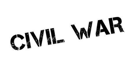 Civil War rubber stamp