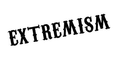 Extremism rubber stamp