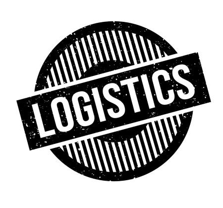 Logistics rubber stamp