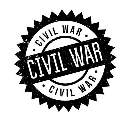Civil War rubber stamp
