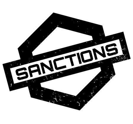 Sanctions rubber stamp
