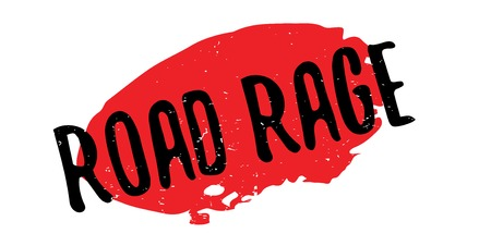mania: Road Rage rubber stamp
