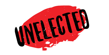 Unelected rubber stamp