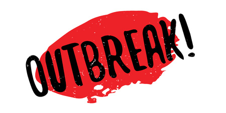 Outbreak rubber stamp