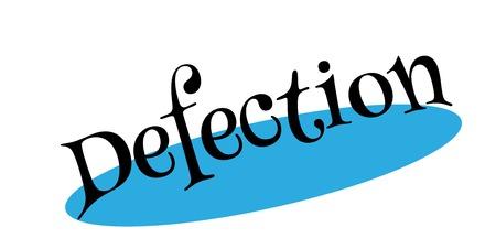 defective: Defection rubber stamp