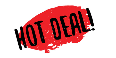 Hot Deal rubber stamp