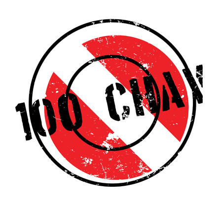 liberal: 100 Chav rubber stamp. Grunge design with dust scratches. Effects can be easily removed for a clean, crisp look. Color is easily changed.