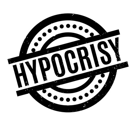 insincere: Hypocrisy rubber stamp. Grunge design with dust scratches. Effects can be easily removed for a clean, crisp look. Color is easily changed.
