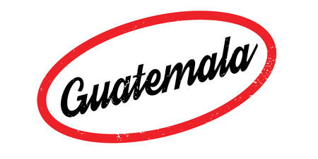 Guatemala rubber stamp. Grunge design with dust scratches. Effects can be easily removed for a clean, crisp look. Color is easily changed.