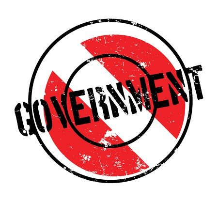 liberal: Government rubber stamp. Grunge design with dust scratches. Effects can be easily removed for a clean, crisp look. Color is easily changed. Illustration