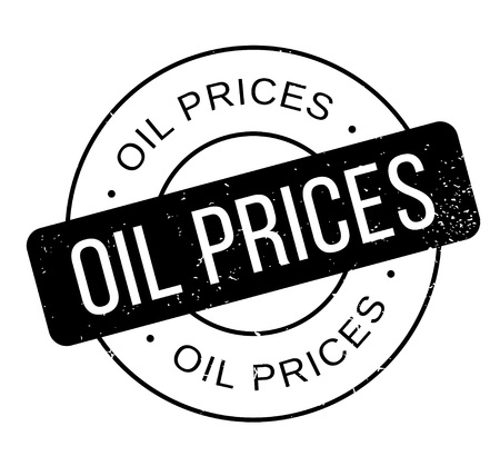 Oil Prices rubber stamp. Grunge design with dust scratches. Effects can be easily removed for a clean, crisp look. Color is easily changed. Illustration