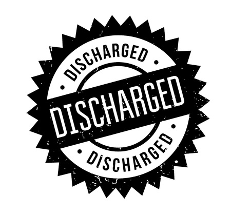 laid off: Discharged rubber stamp. Grunge design with dust scratches. Effects can be easily removed for a clean, crisp look.