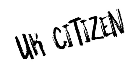 taxpayer: UK Citizen rubber stamp. Grunge design with dust scratches. Effects can be easily removed for a clean, crisp look. Color is easily changed.