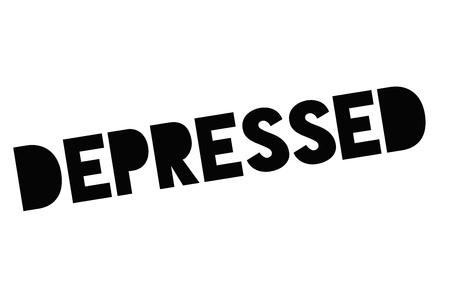 Depressed typographic stamp visualisation concept Original series.