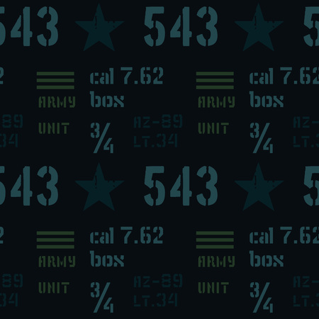 Army unit abstract military pattern, realistic design for print and media.