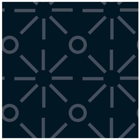 Modern geometric lines pattern.