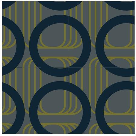 サイエンスフィクションデザインシームレスなパターン。  イラスト・ベクター素材