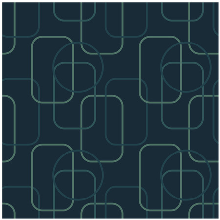 Lines geometric shapes seamless pattern. Design for print, fabric, textile. Seamless wallpaper