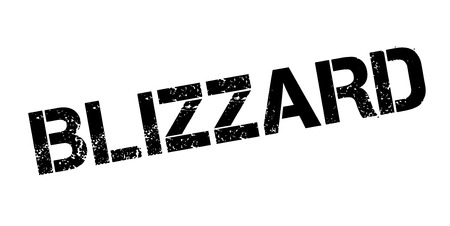 Blizzard rubber stamp. Grunge design with dust scratches. Effects can be easily removed for a clean, crisp look. Color is easily changed.