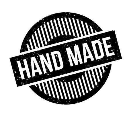 Hand Made rubber stamp. Grunge design with dust scratches. Effects can be easily removed for a clean, crisp look. Color is easily changed. Illustration