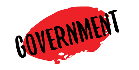 Government rubber stamp. Grunge design with dust scratches. Effects can be easily removed for a clean, crisp look. Color is easily changed. Illustration