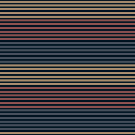 Horizontal changing lines seamless pattern. For print, fashion design, wrapping, wallpaper