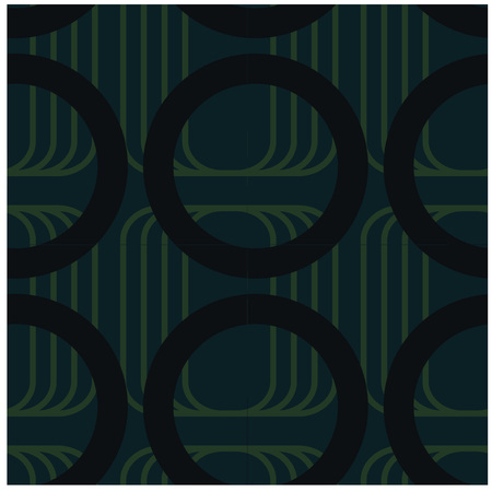 Spaceship science fiction seamless pattern. Design for print, fabric, textile. Seamless wallpaper