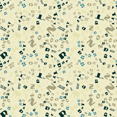 Montreal creative pattern. Digital design for print, fabric, fashion or presentation.