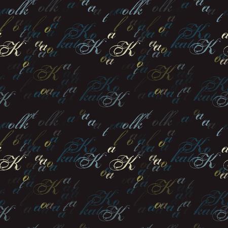 Kolkata  seamless pattern. artistic design for background. Illustration