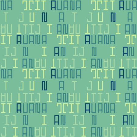 Tijuana seamless pattern. Authentic artistic design for background.