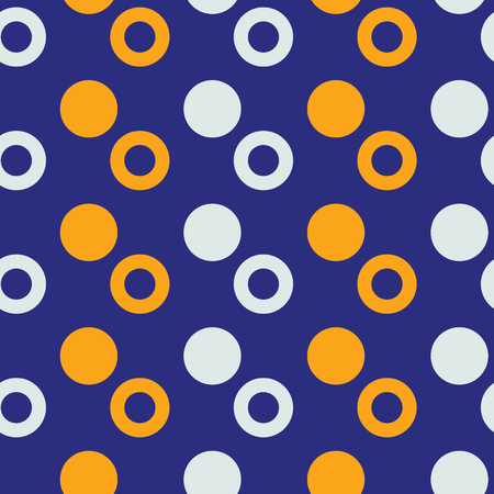 Berries world seamless pattern. Strict line geometric pattern for your design.