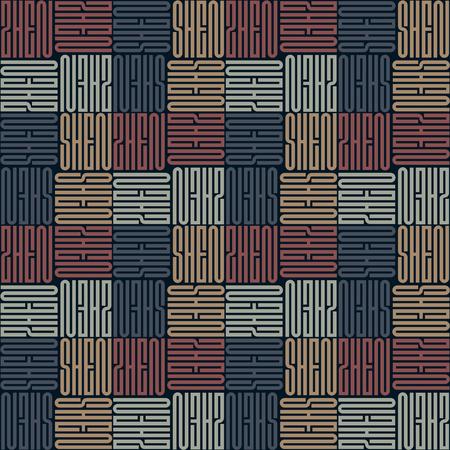 Shenzhen seamless pattern. Autentic artistic design for background.