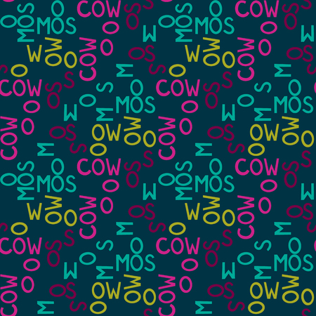 Moscow seamless pattern. Authentic artistic design for background.