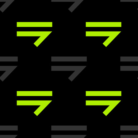 Arrow right seamless pattern. Strict line geometric pattern for your design. 일러스트