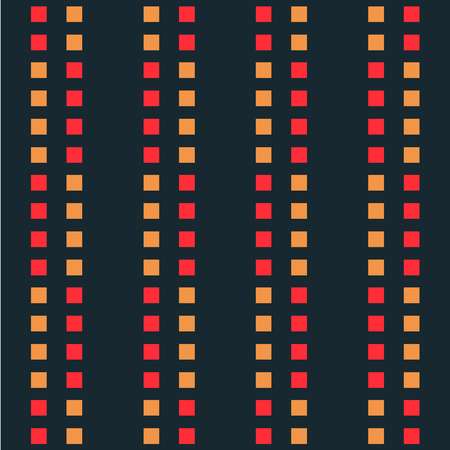 High building window seamless pattern. Strict line geometric pattern for your design. Illustration