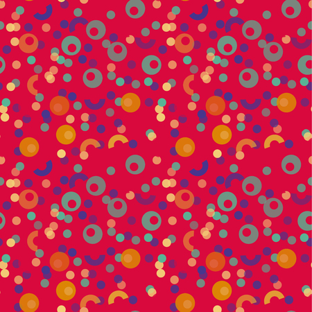 Magnificent berries seamless pattern. Autentic design for textile, print or digital. Illustration