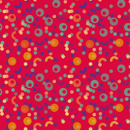 Magnificent berries seamless pattern. Autentic design for textile, print or digital. Stock Illustratie