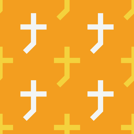 Cross shade seamless pattern. Strict line geometric pattern for your design. Illustration